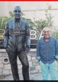 Kebapçı Selahattin'in heykelini diktiler