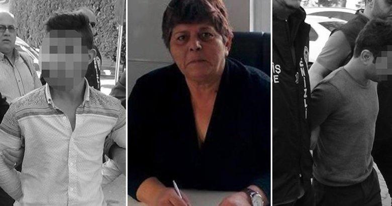 Denizli'de öğretmeni balkonda vahşice öldürmüşlerdi! Cezaları belli oldu