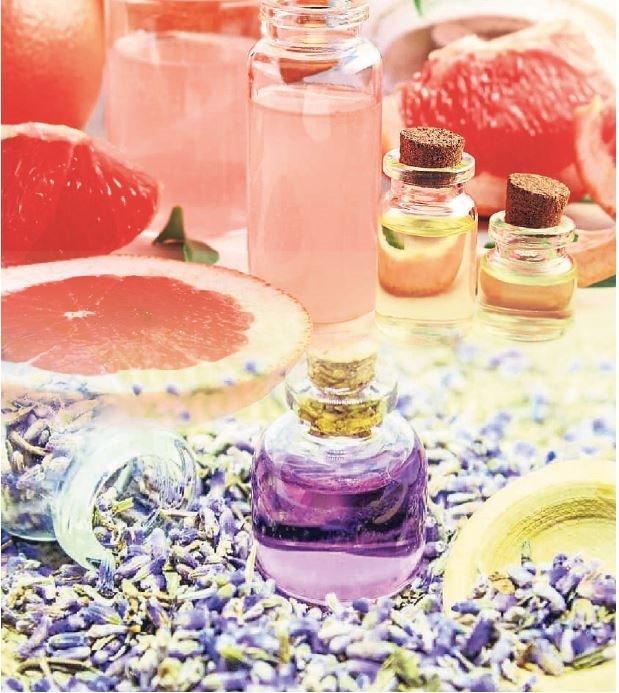 Aromaterapik ilk yardım