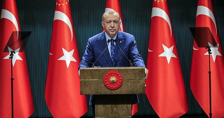 Başkan Erdoğan'dan 27 Mayıs 1960 darbesi için flaş mesajlar