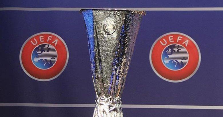 Avrupa Kupaları'nda rakipler belli oldu! İşte Başakşehir'in rakibi