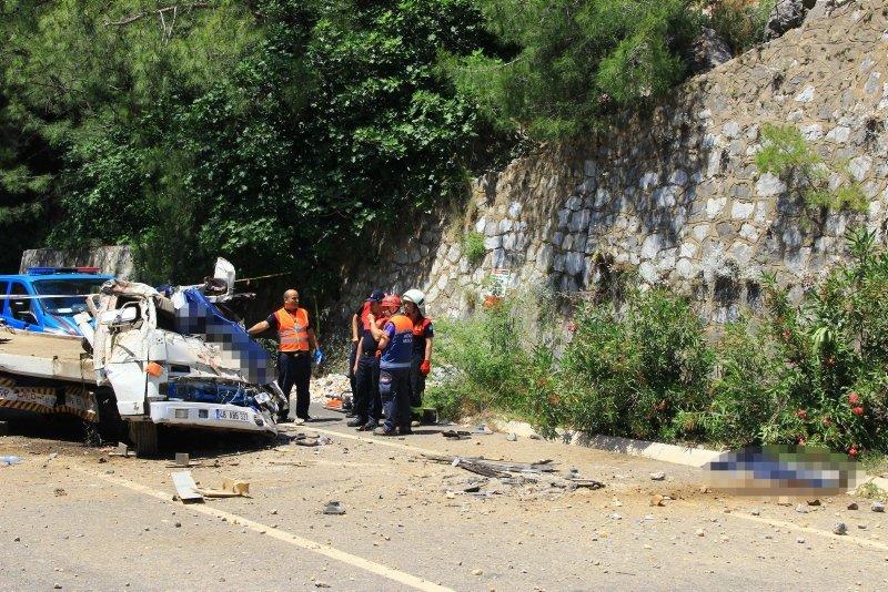 Muğla'da 24 ölümlü kazanın yıl dönümünde yine kaza