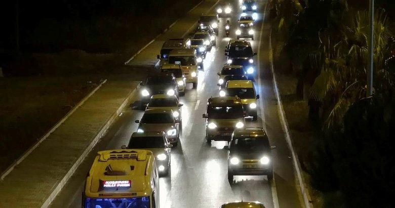 Aydın'da araç sayısı 469 bin 128 oldu