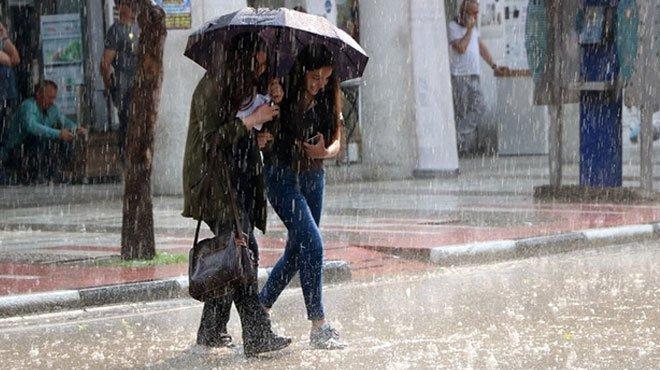 İzmir'de bugün hava nasıl olacak? 5 Aralık 2018 hava durumu! İzmir 5 günlük hava durumu