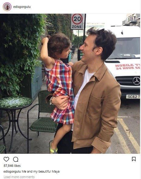 Ünlü isimlerin Instagram paylaşımları (01.06.2018).