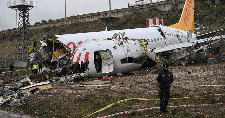 Pegasus uçak kazasında kara kutular çözülüyor!