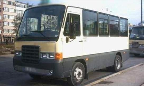 Yeni halini gören inanamadı! Efsane Magirus minibüsü bakın ne hale getirdiler!