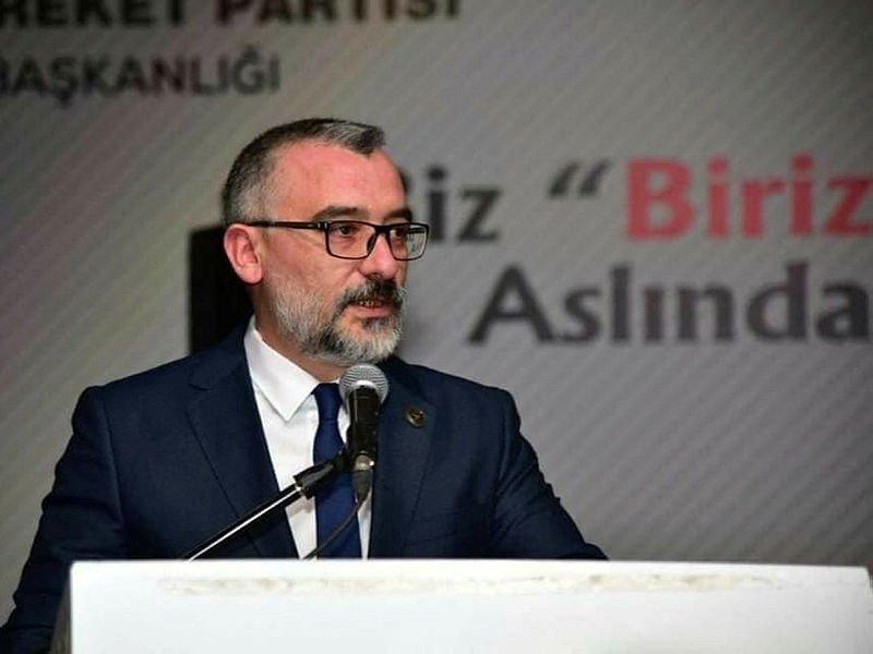 MHP'li başkandan Tunç Soyer'e sert tepki