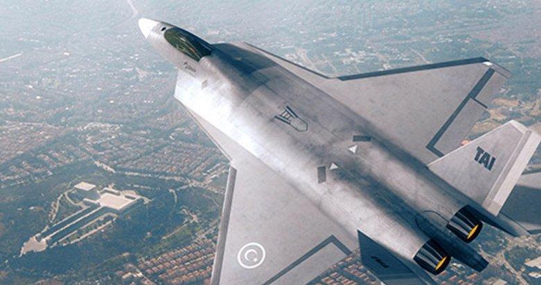Milli savaş uçağı için iki devden güç birliği