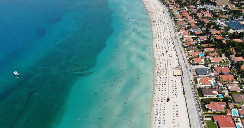 Turizme bayram erken geldi! Çeşme'de oteller yüzde 90 oranında doldu