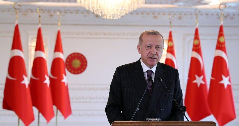 Başkan Erdoğan 12. Halifax Uluslararası Güvenlik Forumu'na video mesaj gönderdi
