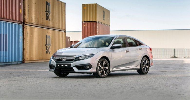 Honda Civic için özel kampanya