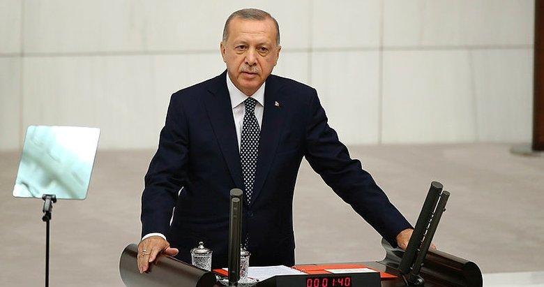 Başkan Erdoğan, Tacikistanlı mevkidaşı Rahman ile görüştü