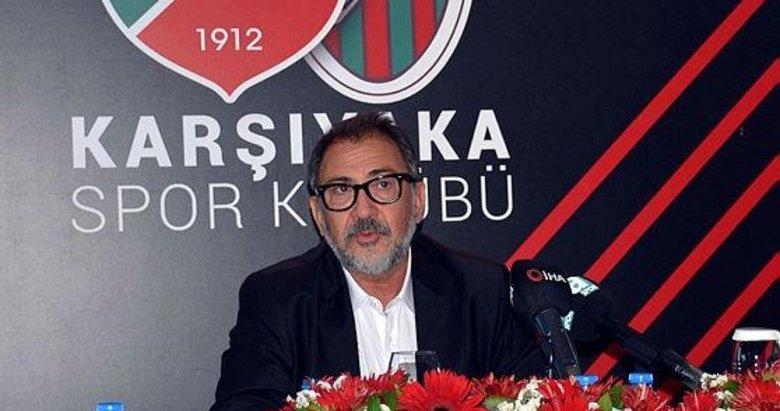 Karşıyaka Başkanı Büyükkarcı: Sözümüzü tuttuk, takıma sadece zaman gerek