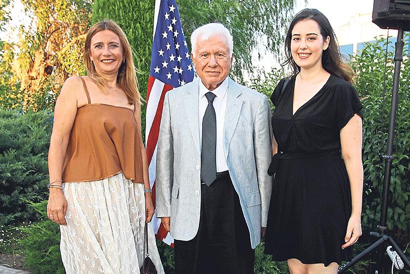 ESBAŞ'ta ABD'nin 'Bağımsızlık Günü'
