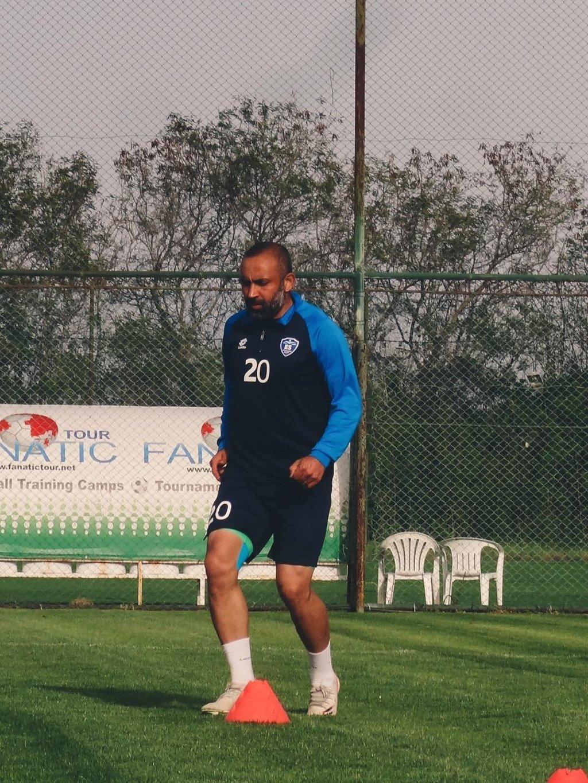 Yaşından büyük gösteren futbolcu Sercan Çekmen gündem oldu! Sercan Çekmen ilk kez konuştu
