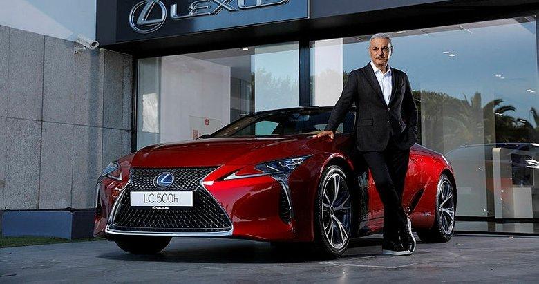 Lexus LC Türkiye'de