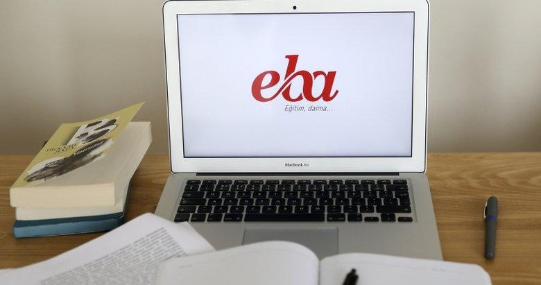 EBA TV canlı izle 9 Nisan Perşembe!