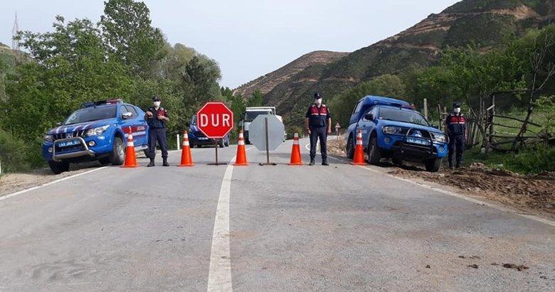 Kütahya'da bir köydeki karantina süresi bir hafta daha uzatıldı