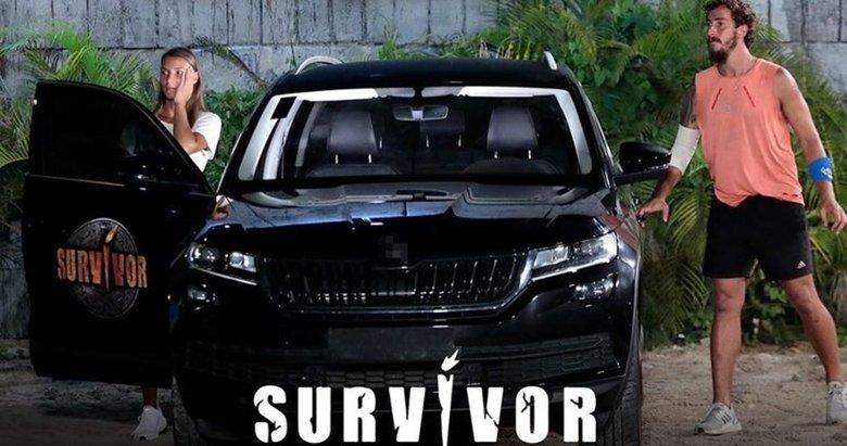 Survivor'da araba ödülünü kim kazandı? Yarışmada neler oldu? İşte detaylar...
