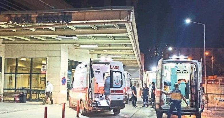 Siirt'te jandarmaya saldırı: 2 ÖLÜ, 12 YARALI