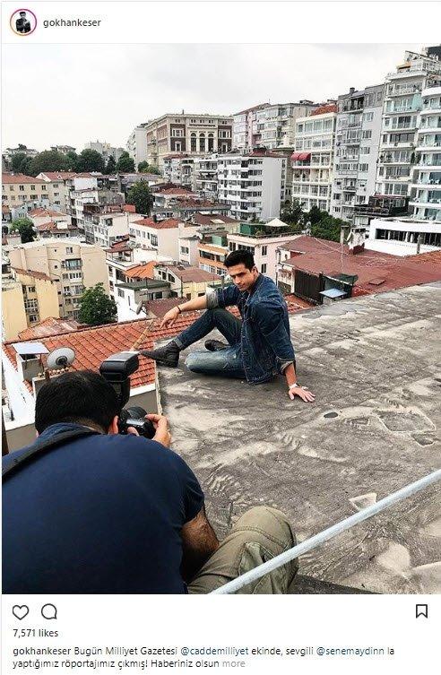Ünlü isimlerin Instagram paylaşımları 23.05.2018
