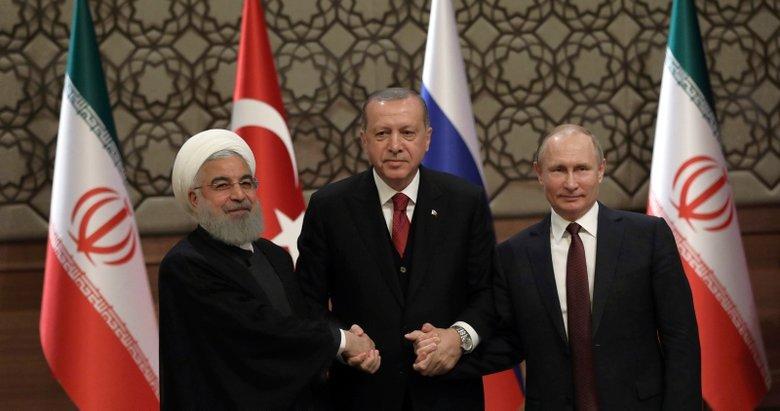Suriye meselesinde 2 kritik zirve