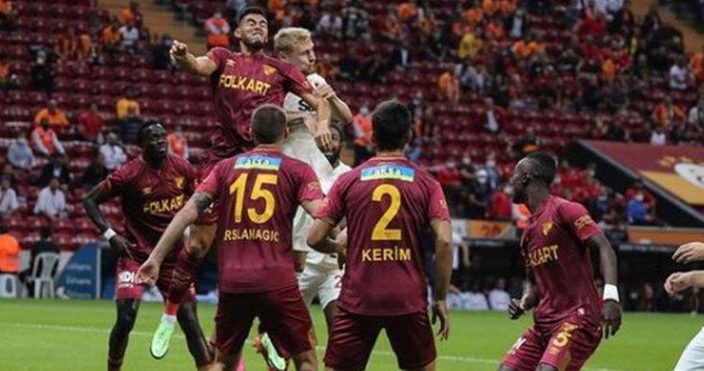 Göztepe'de Kasımpaşa maçı öncesinde stoper sıkıntısı var