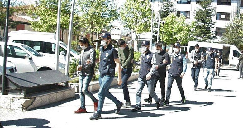 Dolandırıcılık operasyonunda 6 kişi tutuklandı