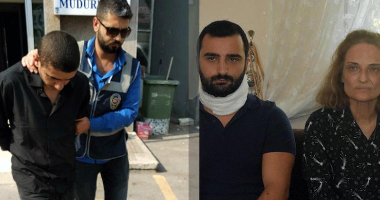 İzmir'de doktoru jiletle yaralayan şüphelinin ifadesi ortaya çıktı