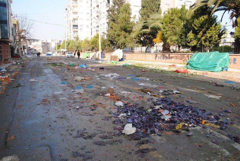 İzmir'i çöp götürüyor