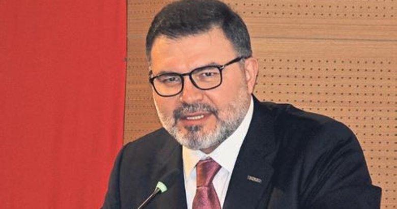 MÜSİAD İzmir'de Saygılı yeniden başkan seçildi