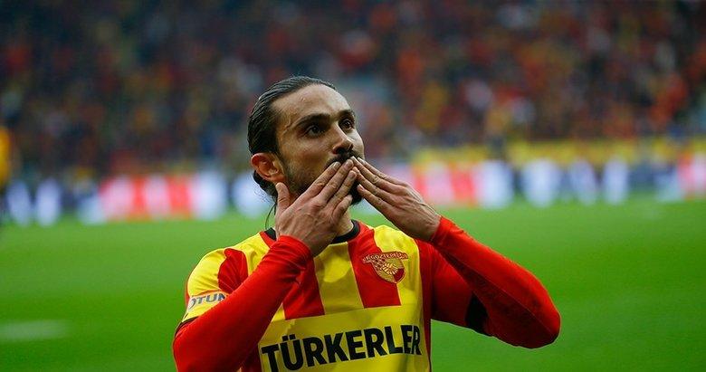 Halil Akbunar'a Trabzon kancası
