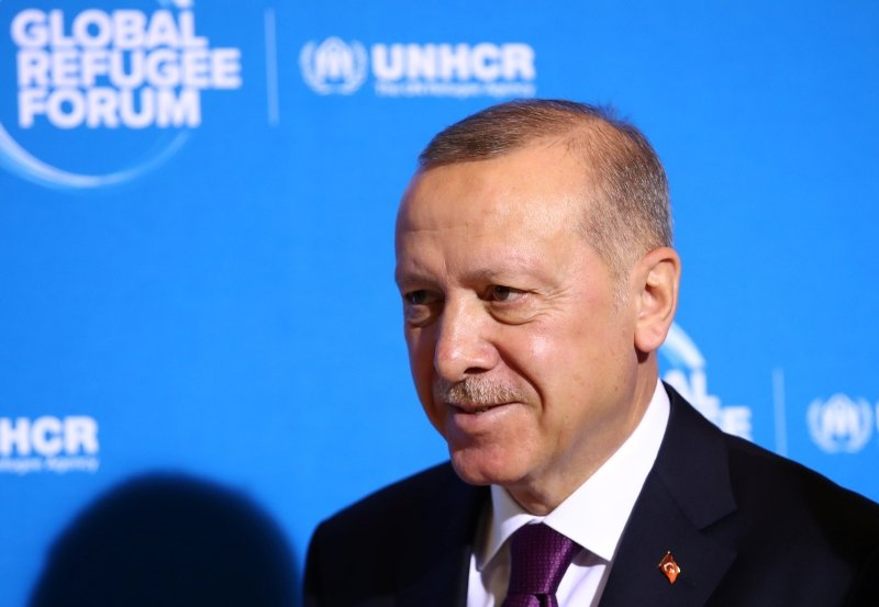 Başkan Erdoğan, BM Cenevre Ofisi'nde! İşte ilk kareler...