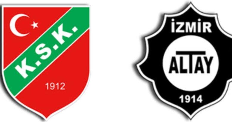 Karşıyaka'ya ezeli rakibi Altay'dan destek
