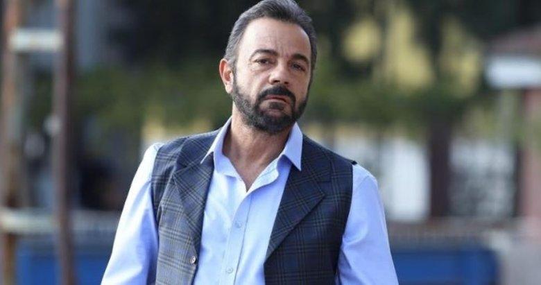 Bir Zamanlar Çukurova'nın Ali Rahmet Fekeli'si Kerem Alışık'ın oğlu Sadri Alışık ile benzerliği şaşırttı