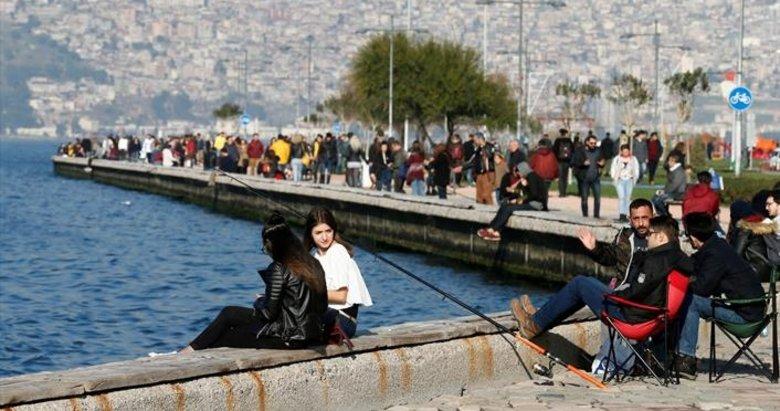 İzmir'de bugün hava nasıl olacak? 8 Kasım Cumartesi hava durumu...