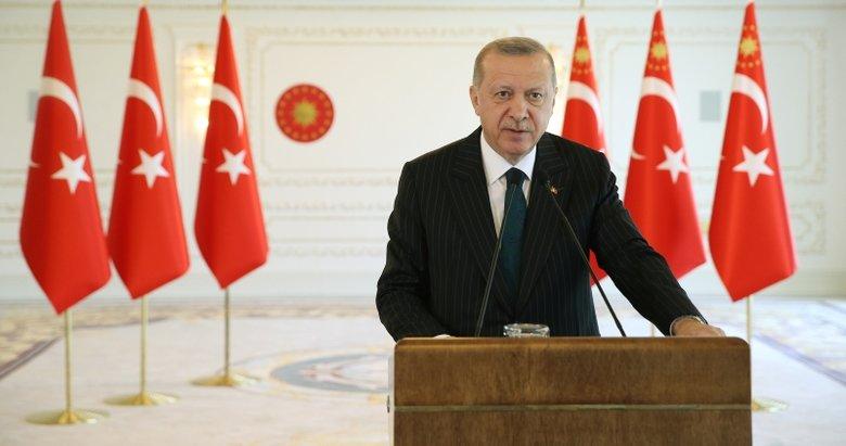 Başkan Erdoğan'dan, AK Parti Genişletilmiş İl Başkanları Toplantısı'nda önemli mesajlar