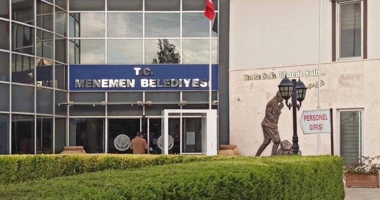 CHP'li Menemen Belediyesi'nin skandalları ortaya çıktı! İşte yapılan usulsüzlükler!