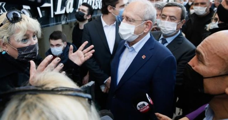 İzmir'de esnafın Kılıçdaroğlu'na isyanı için Başkan Erdoğan: Kimi kime şikayet ediyor