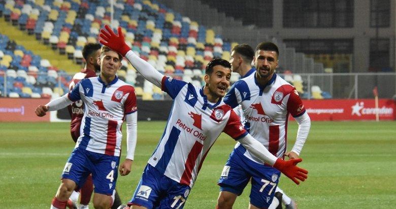 Altınordu'da genç futbolcu Hüseyin Atakan Üner'in gönlü Avrupa'da
