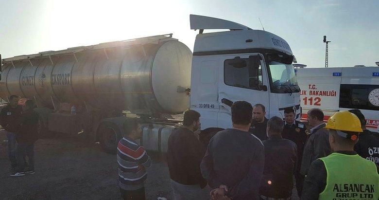 Balıkesir'de şüpheli ölüm! Kamyon şoförü aracında ölü bulundu