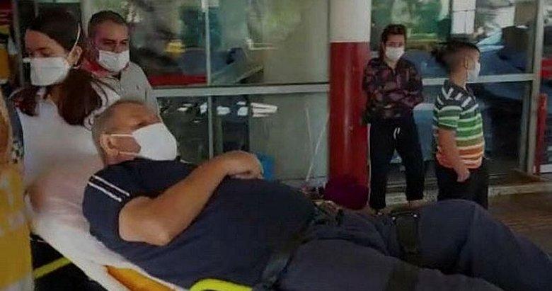 İzmir'deki sahte içki felaketinde hastalar başka hastanelere sevk edildi