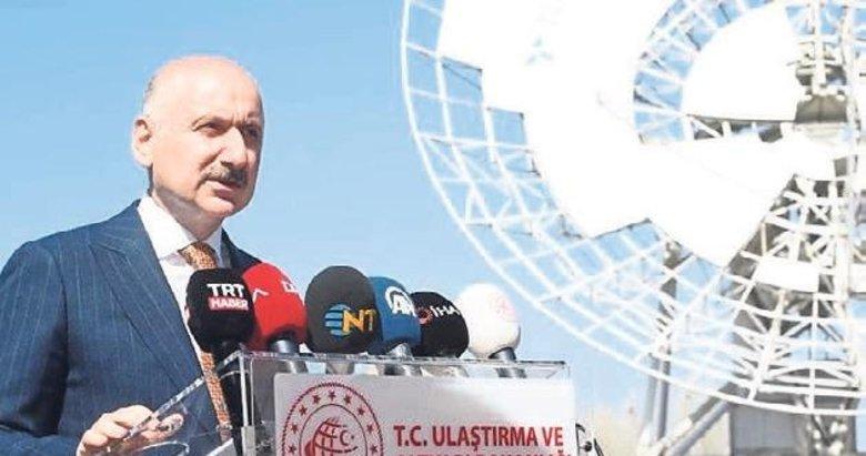 Türksat 5A Mayıs ayında yörüngesine oturacak