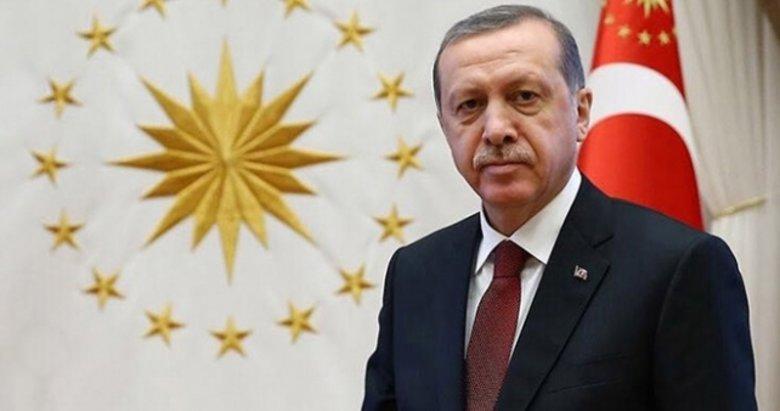Başkan Erdoğan'dan Dünya Çevre Günü mesajı