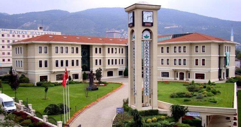 Osmangazi Belediyesi zabıta ve memur alacak…
