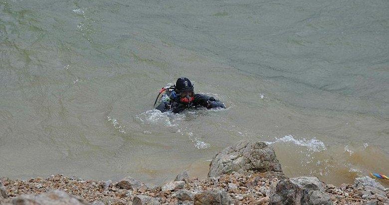 Kesik kol vahşetinde göl kenarında arama çalışmasına devam edildi