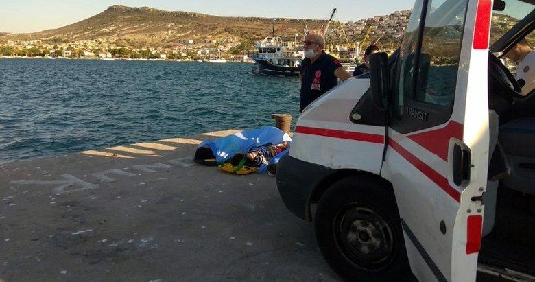 İzmir Foça'da tekne faciası: 4 kişi hayatını kaybetti