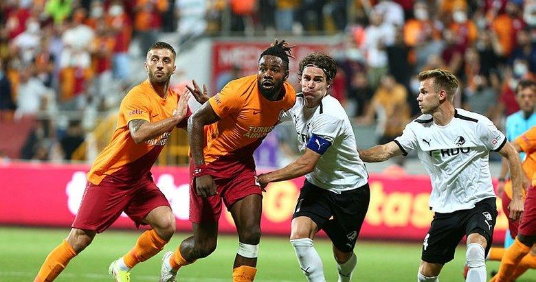 Galatasaray 2 - Randers 1 I MAÇ SONUCU