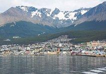 Dünyanın güneyine yolculuk Ushuaia